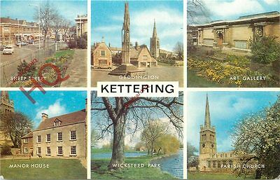 Picture Postcard, Kettering (Multiview)