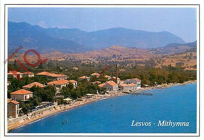 Picture Postcard: Lesbos, Lesvos, Mithymna