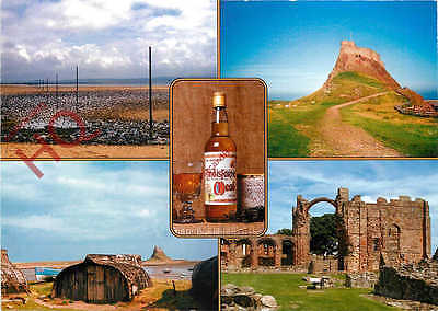 Picture Postcard: Holy Island, Lindisfarne