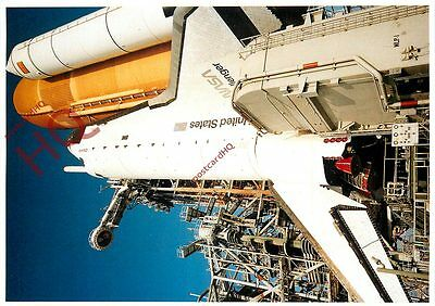 Picture Postcard, Nasa, Space Shuttle