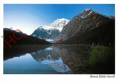 Picture Postcard, Mount Edith Cavell