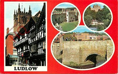 Picture Postcard, Ludlow (Multiview)