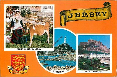 Picture Postcard::Jersey (Multiview)