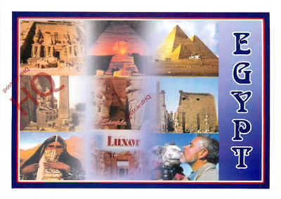 Picture Postcard:;Egypt, Luxor (Multiview)