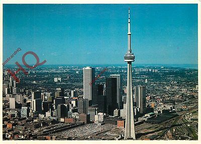 Picture Postcard-:Toronto, Cn Tower