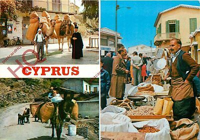 Picture Postcard:;Cyprus (Multiview)