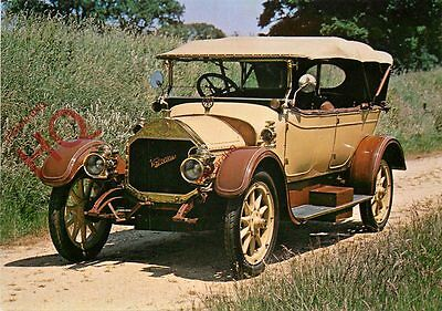 Picture Postcard-:VINTAGE CAR, 1914 VALVELESS