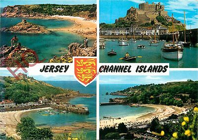 Picture Postcard:;Jersey (Multiview)