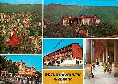 Picture Postcard--Karlovy Vary (Multiview)