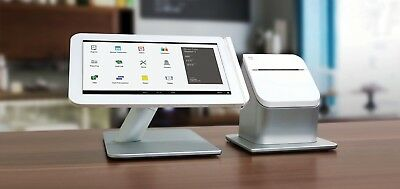 Clover Station Powerful Countertop POS with Pivoting Touchscreen Cash Register
