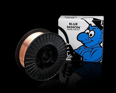 ER80S-B2 .045 X 33 lb Spool MIG low alloy welding wire Blue Demon