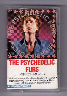 The Psychedelic Furs - The mirror moves MC musicassetta