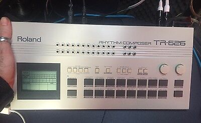 Roland TR-626 Rhythm Composer With Aftermarket Circuit Bent