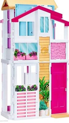 Barbie 3 Storey Deluxe Town House