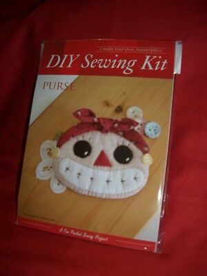 New One Diy Purse Sewing Kit Ready To Sew
