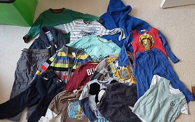 Boys clothes bundle 2-3yrs includes Next, M and S, M and Co.