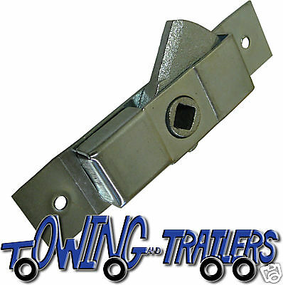 2 way Door lock for trailer toolbox or compartment.