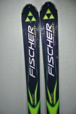 SKIS All Mountain/ Carving -FISCHER RX COOL HEAT -175cm - GOOD SKIS