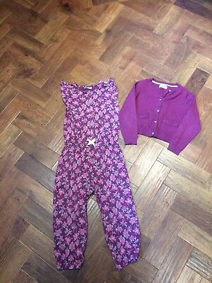 Gorgeous Next girls Autumn/winter Outfit 3-4 years