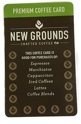 Princess Cruises New Grounds Premium Coffee Cards Unused UnSigned FREE SHIPPING