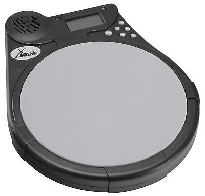 Rhythm Watch Drum Coach Percussion Trainer Practice Pad Metronome Lcd 30-260 Bpm