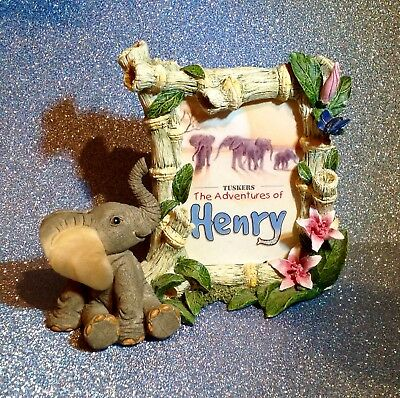 Country Artists Tuskers Henry Photo Frame