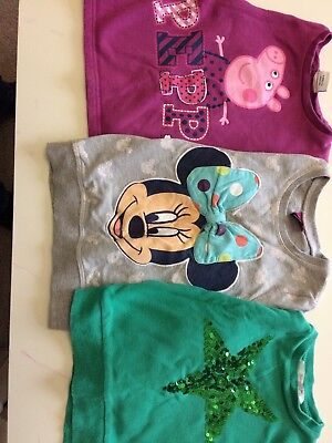Girls Jumpers 3-4 Years