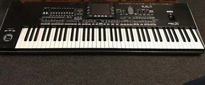 Korg Pa3X Arranger Keyboard 76 Keys Synthesizer
