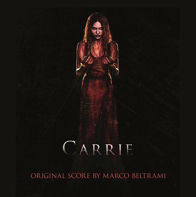 Marco Beltrami Carrie Soundtrack LP Very limited Red vinyl