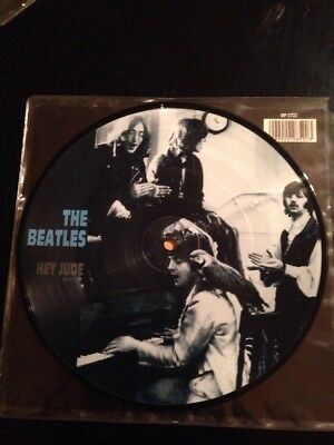 "The Beatles Hey Jude Picture Disc 7"" Single"