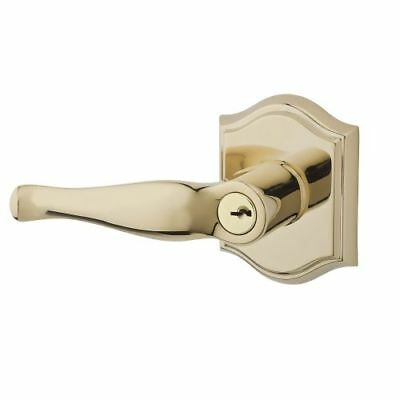 Baldwin ENDECTAR003 Single Cylinder Leverset From the Decorative Series