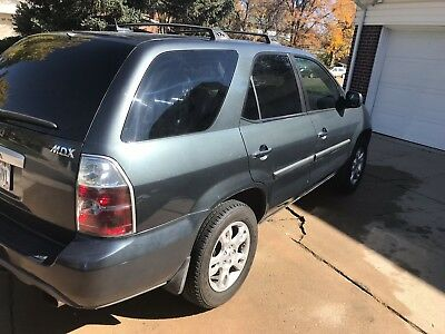 2006 Acura MDX  2006 Acura MDX Touring updated Navigation BlueTooth AWD SUV 4WD Leather