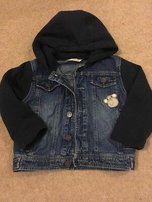 Boys Denim Jacket 2-3 Years