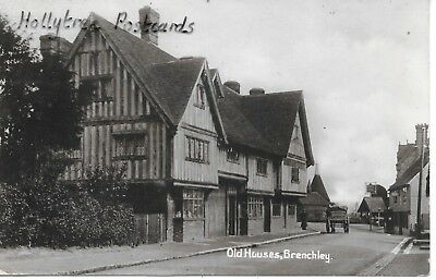 Brenchley nr Rochester Old Houses    Kent  RP