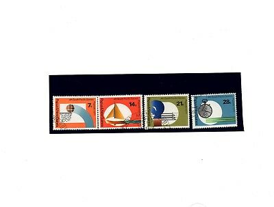 Papua New Guinea South Pacific Games 1971 Fine Used