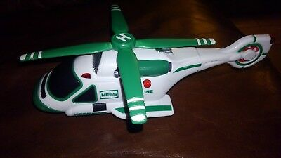 Hess Helicopter Collectible Toy