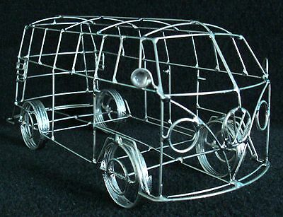 MODEL VW CAMPERVAN T2 - Hand-crafted in spectacular detail!