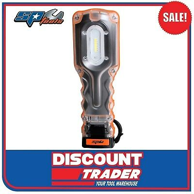 SP Tools ULTRA Bright LED Lithium-Ion Rechargeable Magbase Work Light - SP81450