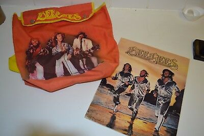 Bee Gees - 1979 Book Bag and Folder Set