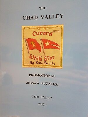 The Chad Valley Promotional Jigsaw Puzzles; 2017; Tom Tyler