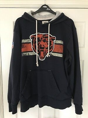 NFL Vintage Chicago Bears Autumn/Winter Hoodie (large)