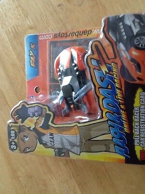Flash & Dash Online and Live Racing Vehicle Ray K by Danbar Toys