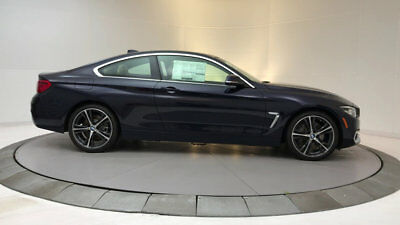 2018 BMW 4-Series 440i Coupe 440i Coupe 4 Series New 2 dr Automatic Gasoline 3.0L Straight 6 Cyl Imperial Blu