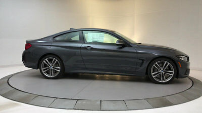 2018 BMW 4-Series 440i Coupe 440i Coupe 4 Series New 2 dr Automatic Gasoline 3.0L Straight 6 Cyl Mineral Gray