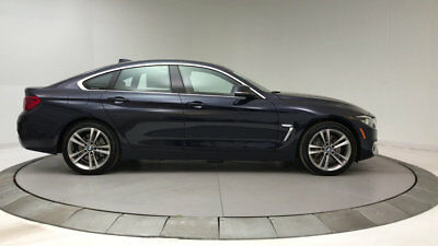 2018 BMW 4-Series 440i xDrive Gran Coupe 440i xDrive Gran Coupe 4 Series 4 dr Automatic Gasoline 3.0L STRAIGHT 6 Cyl Impe