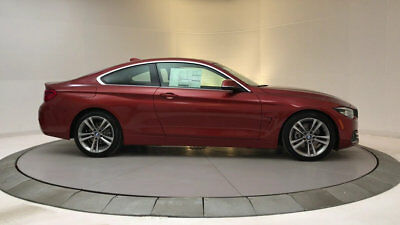 2018 BMW 4-Series 430i 430i 4 Series New 2 dr Coupe Automatic Gasoline 2.0L 4 Cyl Sunset Orange Metalli