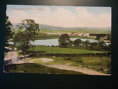 Llandrindod wells postcards.View from the south East .