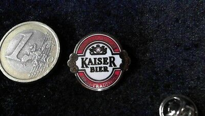 Bier Beer Oin Badge Kaiser Bier Brau-Tradition Logo Wappen