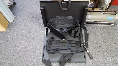 Saunders Home-Trac Lumbar Traction Machine With Padded Case