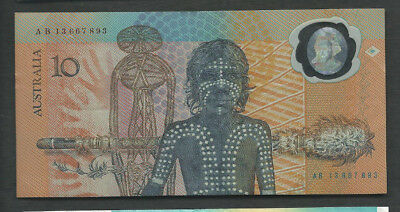 Australia 1988 10 Dollars P 49b Circulated